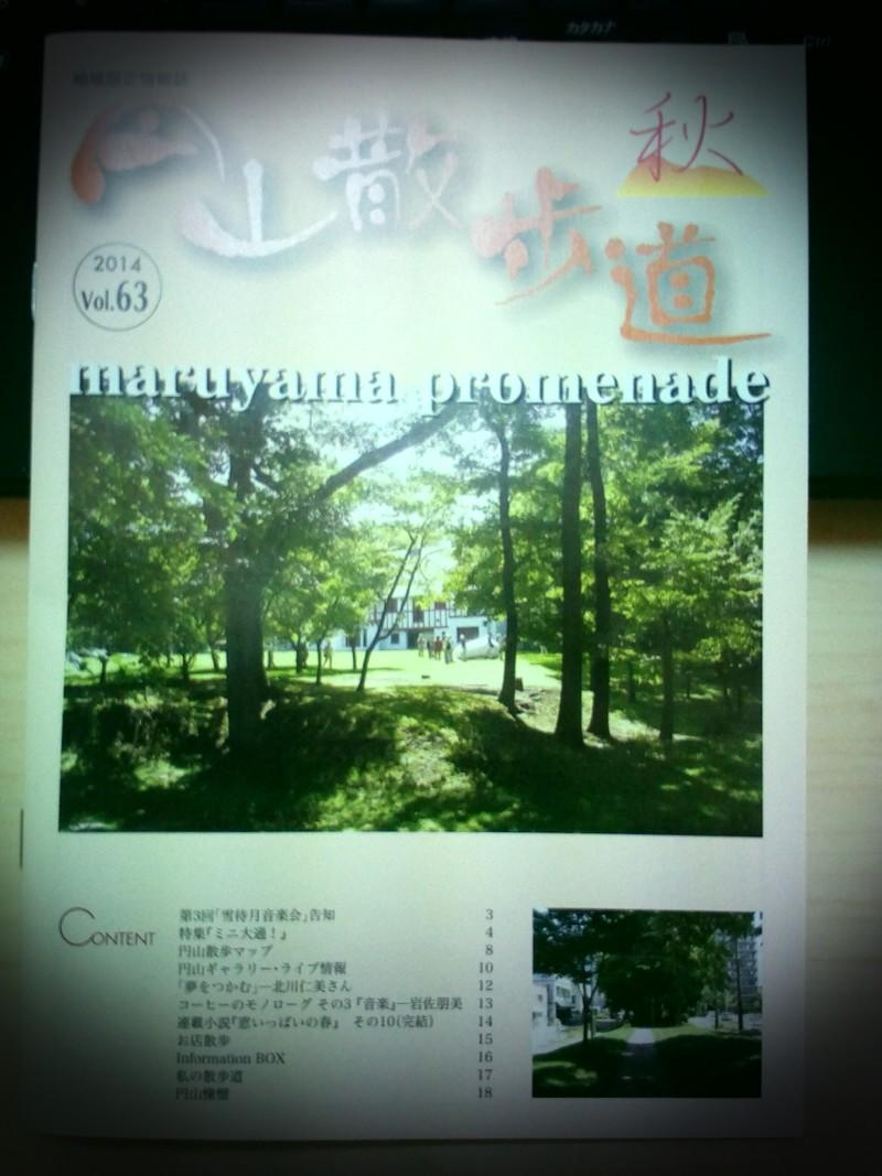 円山散歩道A